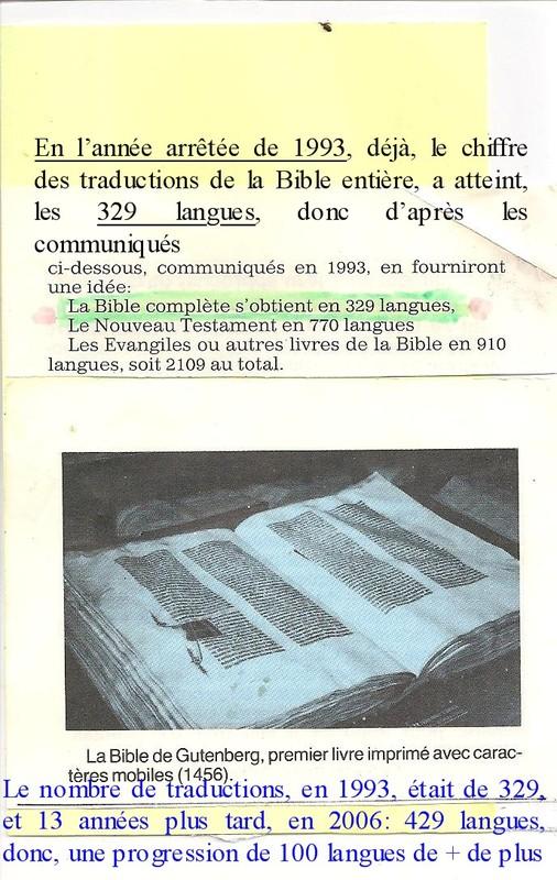Livre à La GLoire du Dieu d'Isrël multimédia 2001